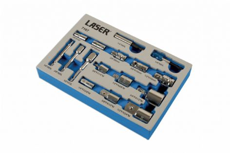 Laser 7167 16 Piece Adaptor Set
